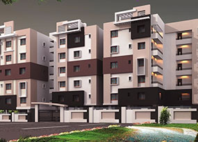 apartments for Sale in , vizag-real estate in vizag-vishwanadh avenues 2