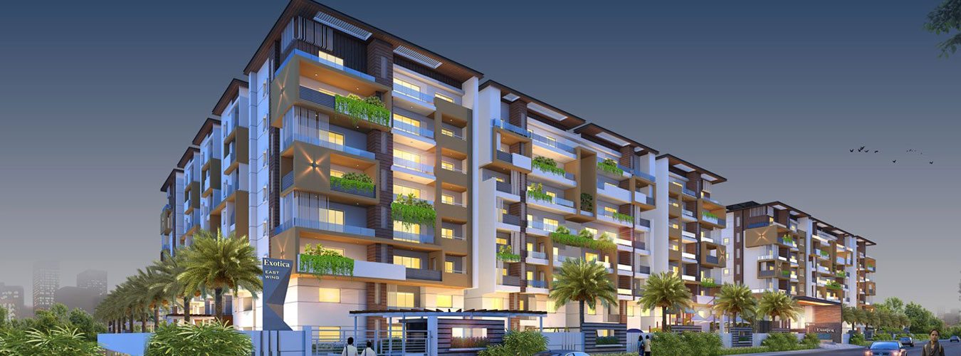 apartments for sale in western exoticakondapur,hyderabad - real estate in kondapur