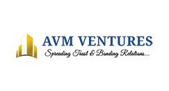 AVM Ventures logo hyderabad logo