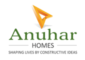 Anuhar Homes logo hyderabad logo
