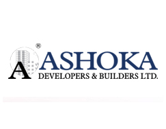 Ashoka Builders logo hyderabad logo