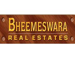 Bheemeswara Real Estates logo kakinada logo