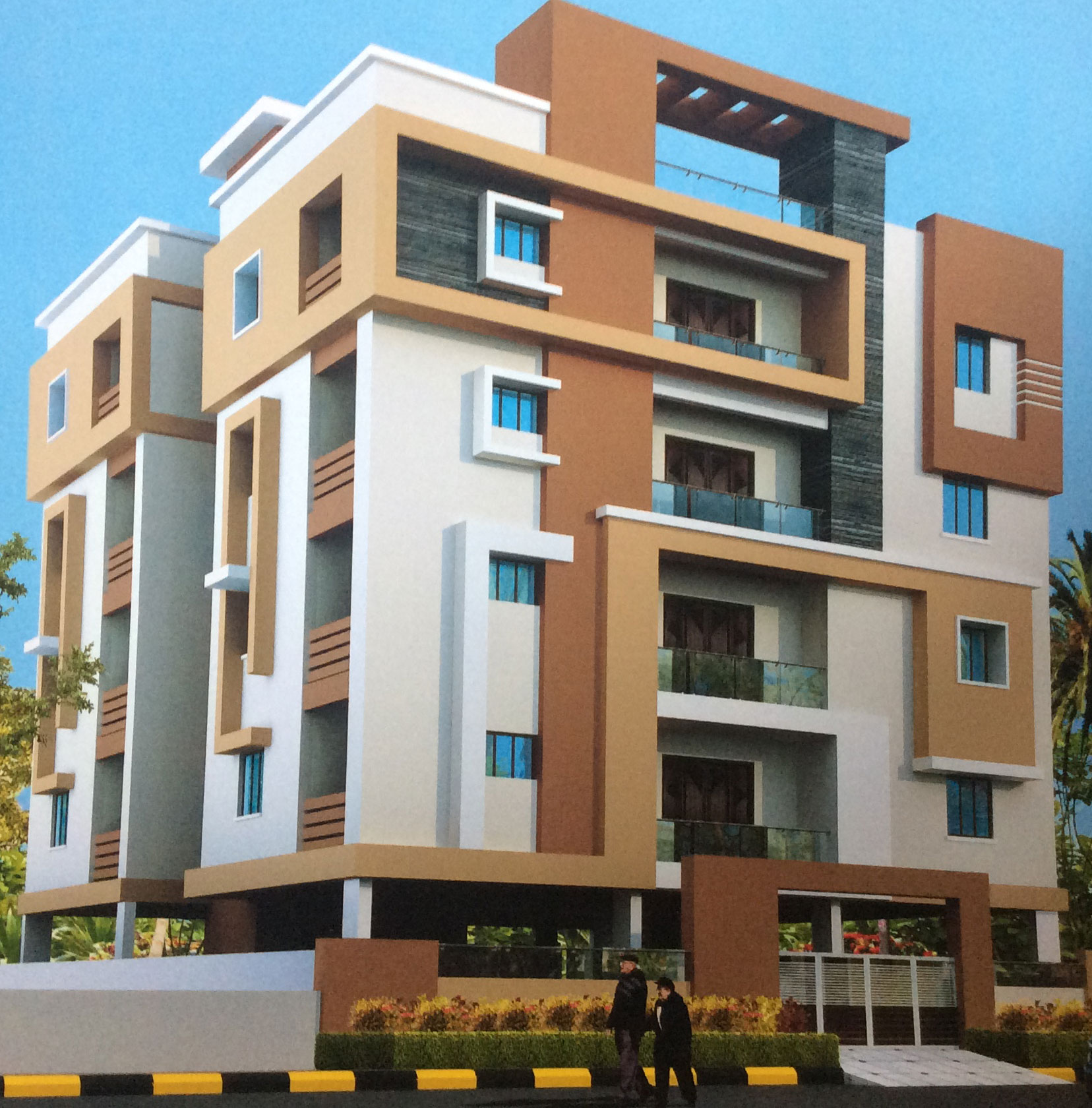 Challa Constructions hyderabad banner