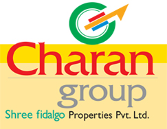 Charan Group Fidalgo Estates Private Limited logo vizag logo