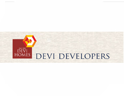 DEVI DEVELOPERS logo hyderabad logo