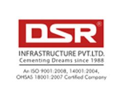 DSR Infrastructure Pvt Ltd in Hyderabad