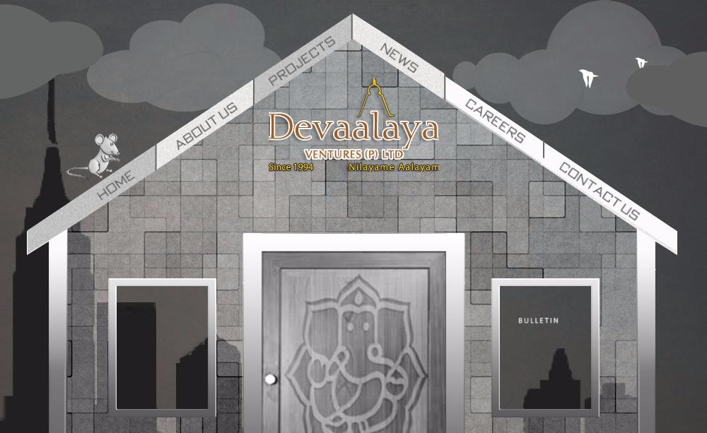 Devaalaya ventures vizag banner