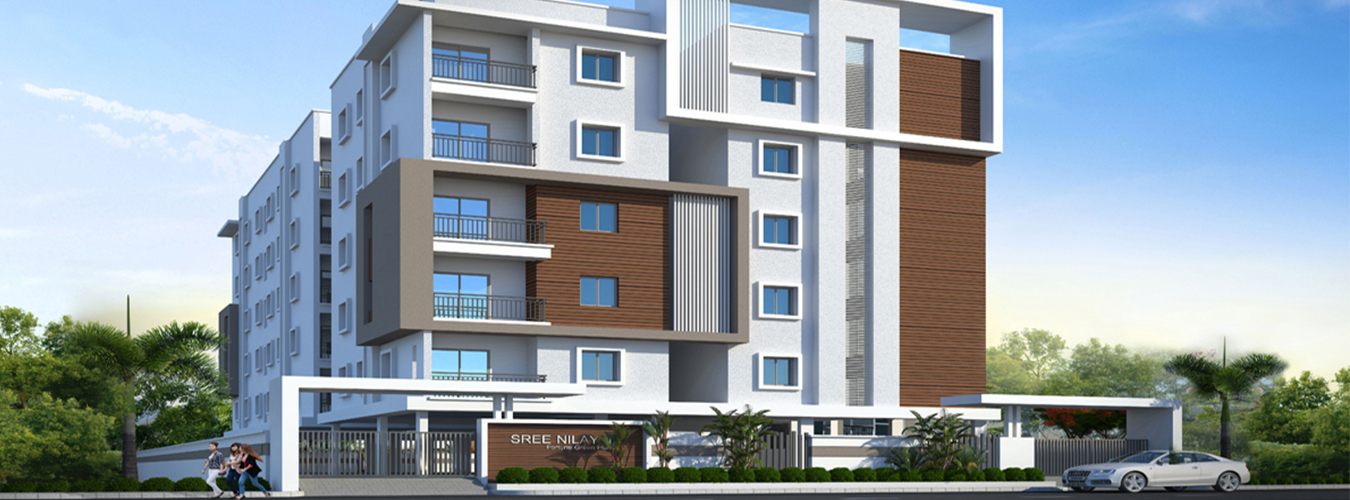 FORTUNE GREEN HOMES hyderabad banner