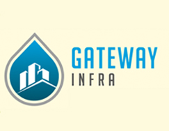 Gateway Infra logo hyderabad logo