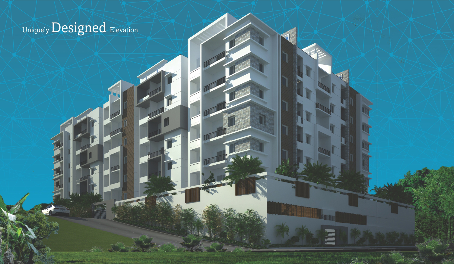Gauthami Developers hyderabad banner