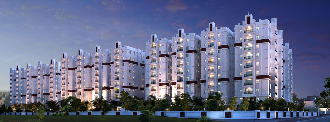 Greenmark Developers hyderabad banner