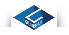 Gruhashilpi Constructions Pvt Ltd logo hyderabad logo