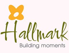 Hallmark Builders logo hyderabad logo