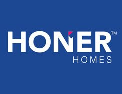 Honer Homes logo hyderabad logo