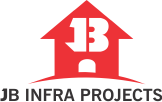 JB Infra Projects logo hyderabad logo