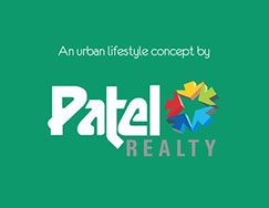 Patel Realty logo hyderabad logo