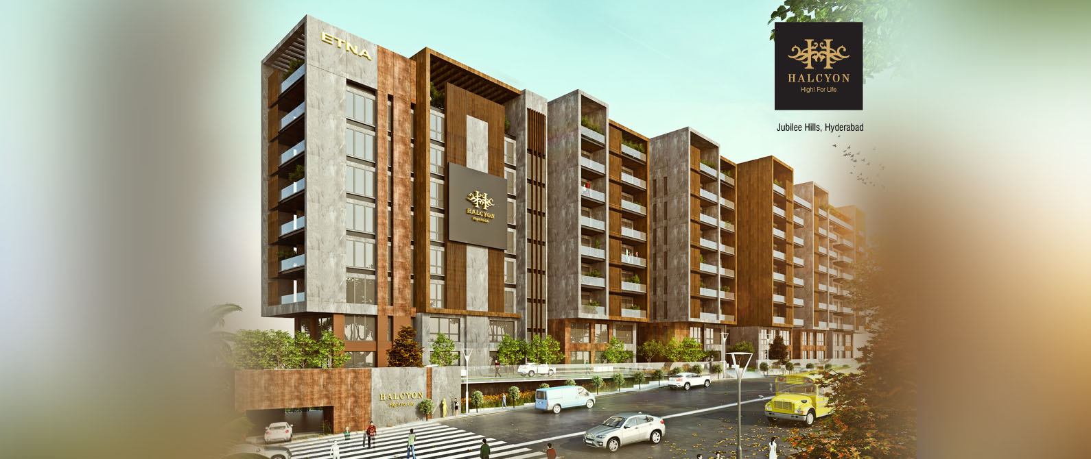 Phoenix Residences Private Limited hyderabad banner