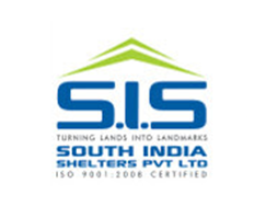 South India Shelters logo chennai logo