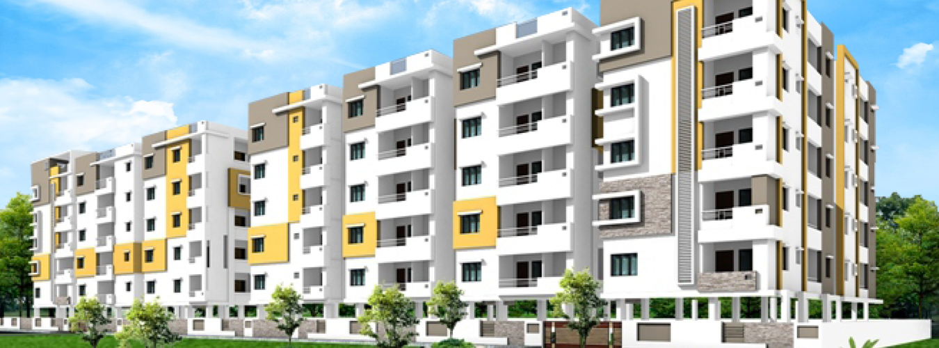 Spring View Constructions hyderabad banner