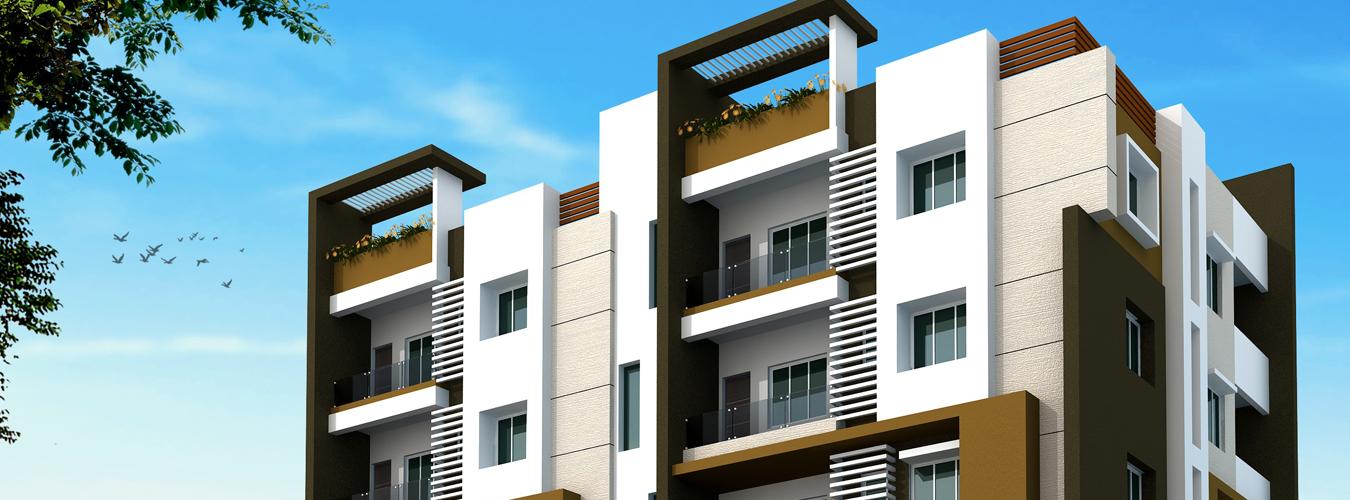 Sri Vanshika constructions vizag banner