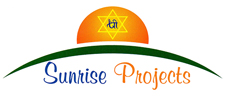 Sunrise Projects logo vizag logo