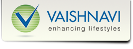 Vaishnavi Estates Pvt Ltd logo hyderabad logo
