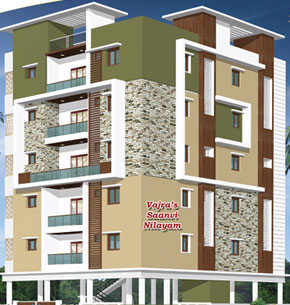 Vajra Homes Pvt Ltd hyderabad banner