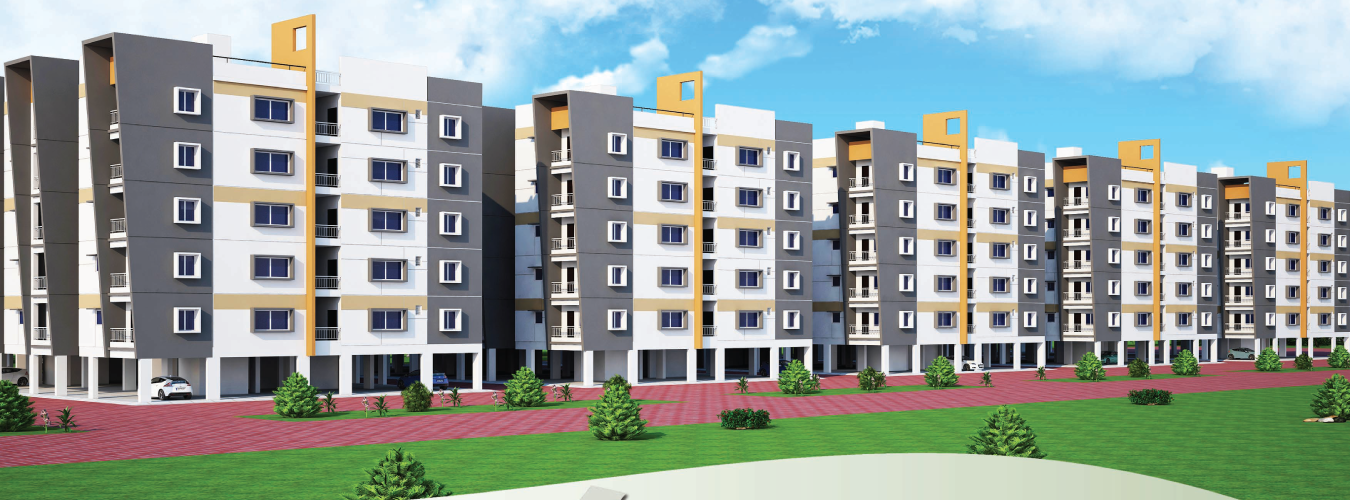 Vasathi Housing hyderabad banner