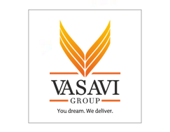 Vasavi Group logo hyderabad logo