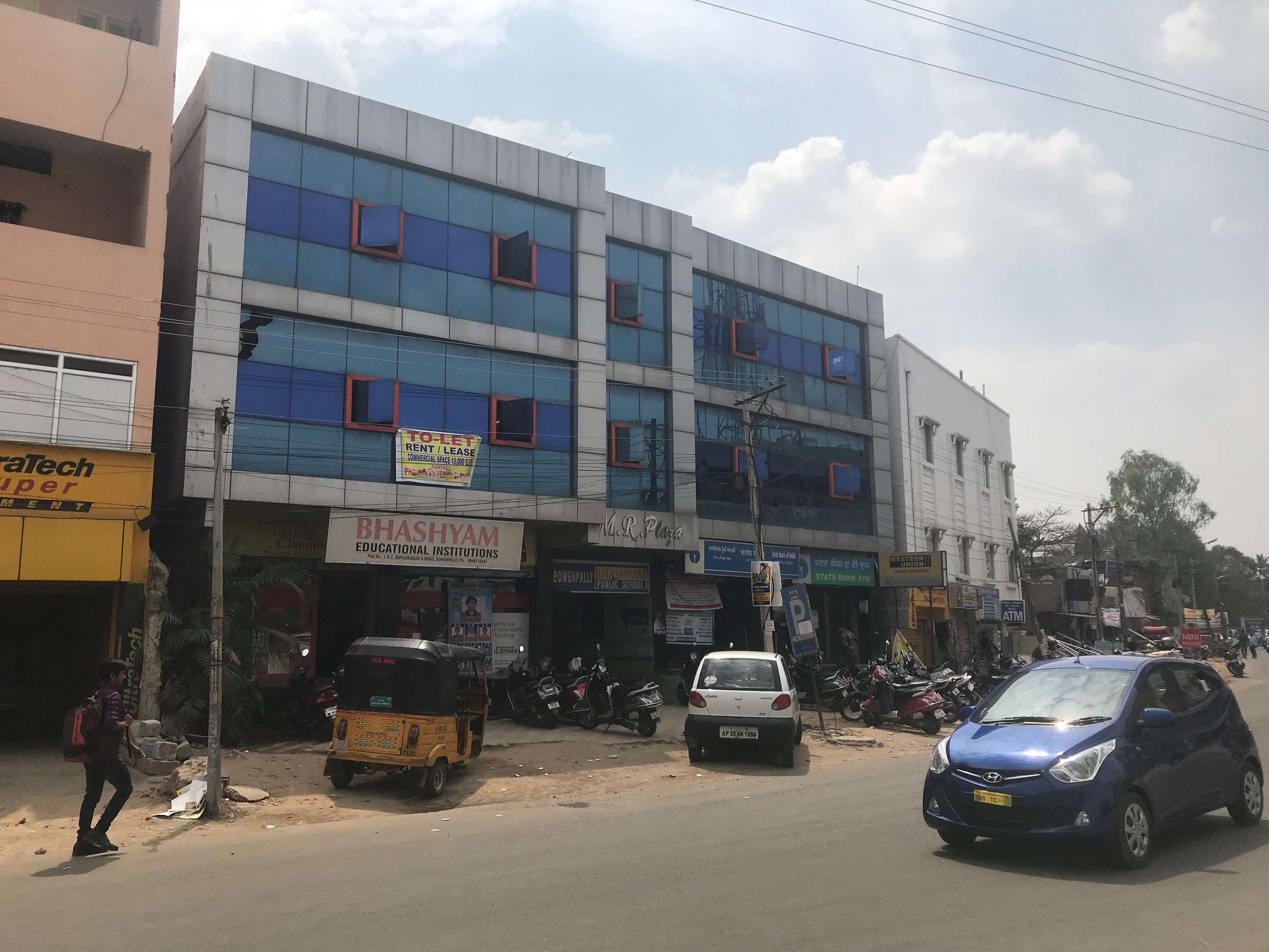 Commercial Space for Lease / Rent in Bapuji Nagar Hyderabad