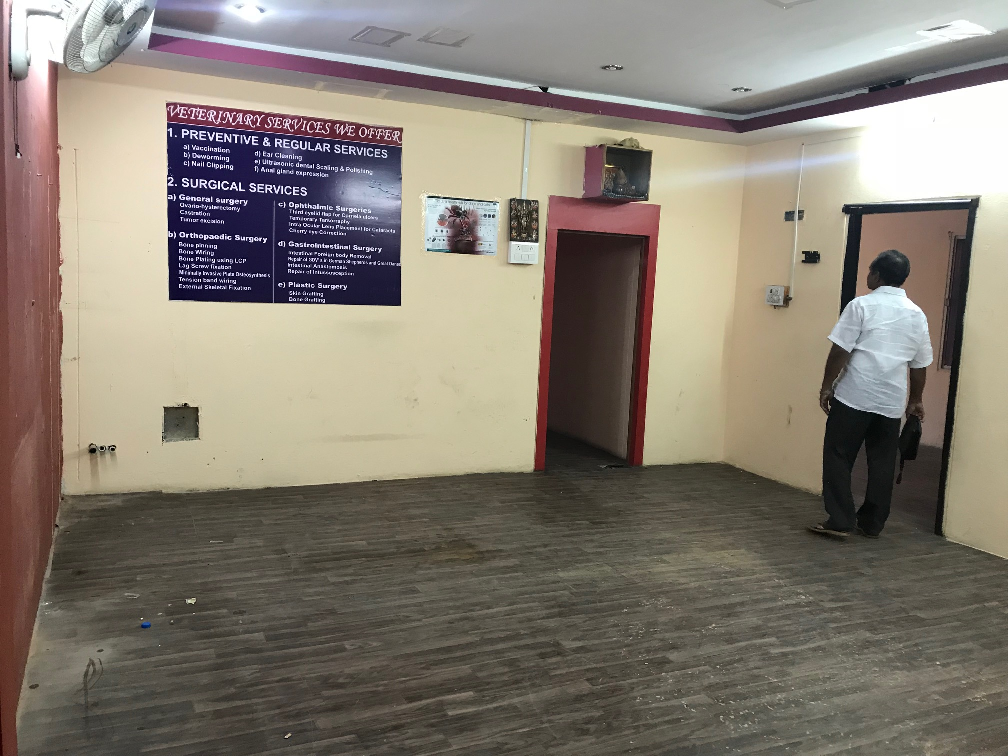 Commercial Space for Lease / Rent in Sail Colony Hyderabad