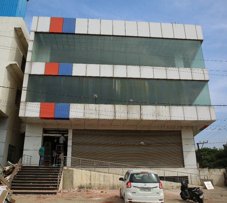 Commercial Space for Sale / Lease in Bowenpally Hyderabad