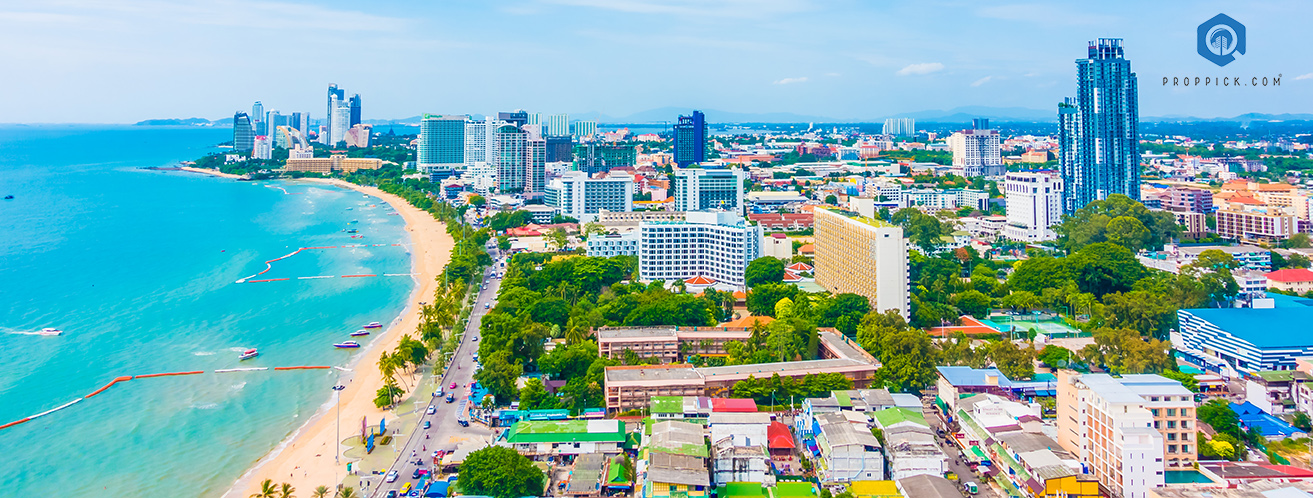 Reasons to Invest in Pattaya Property and Why You Should Do It